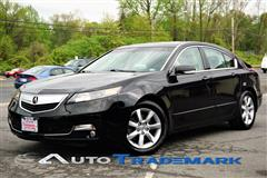 2012 ACURA TL TECHNOLOGY PACKAGE W/GPS