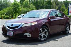 2011 ACURA TL SH-AWD w/Technology Pkg