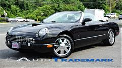 2003 FORD THUNDERBIRD Hard Top Convertible