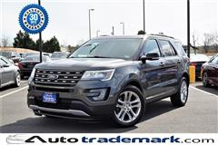 2016 FORD EXPLORER XLT - NAV - 3RD ROW - PANO