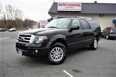 2014 FORD EXPEDITION EL 4X4 Limited - NAV - 3RD ROW