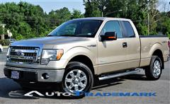 2013 FORD F-150 XLT EXTENDED CAB 4WD