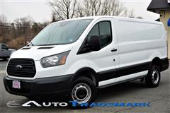 2016 FORD TRANSIT CARGO VAN T-250 Low Roof
