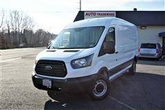 2015 FORD TRANSIT CARGO VAN T-250 XLT Medium Roof Cargo