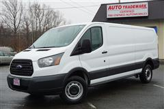 2016 FORD TRANSIT CARGO VAN T-250 EXTENDED LOW ROOF