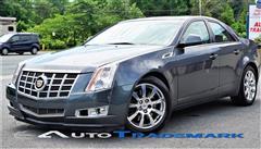 2008 CADILLAC CTS AWD Premium Luxury Nav Pano