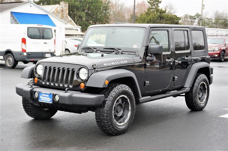 2009 Jeep Wrangler Rubicon Unlimited 4x4 - Northwest