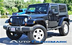 2007 JEEP WRANGLER Sahara Hard Top 4x4