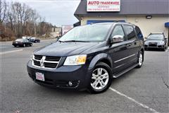 2008 DODGE GRAND CARAVAN SXT W NAV - DUAL DVD