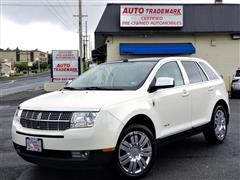 2008 LINCOLN MKX Ultimate Package