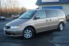 2003 HONDA ODYSSEY EX-L W REAR ENTERTAINMENT SYS