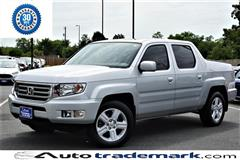 2013 HONDA RIDGELINE RTL 4WD W NAVI - LEATHER