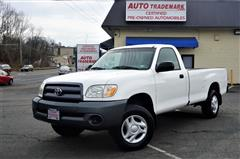 2005 TOYOTA TUNDRA Regular Cab Long Bed