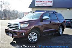2008 TOYOTA SEQUOIA Limited 5.7L 4wd Navi