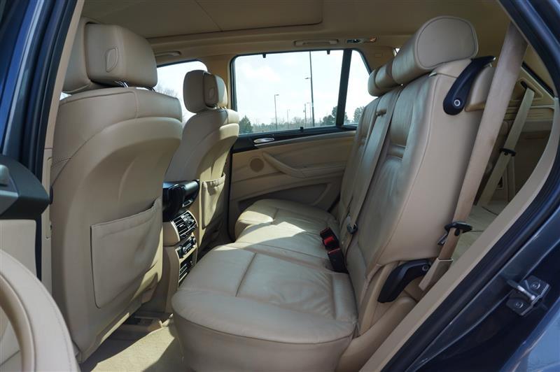 2012 Bmw X5 X Drive 35i Premium W 3rd Row Manassas