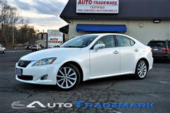 2009 LEXUS IS 250 AWD LUXURY PKG NAVI