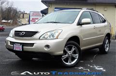 2006 LEXUS RX 400H Hybrid w/ Navigation and Rear View Camera
