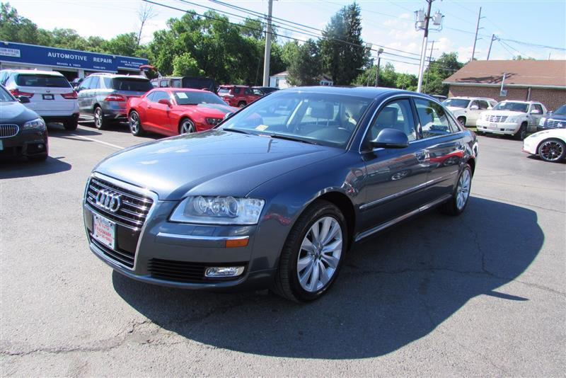 2008 AUDI A8 L Printer Friendly Flyer