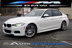 2013 BMW 3 SERIES 335i Sedan M-Sport Pkg