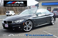 2014 BMW 4 SERIES 435i Hard Top Convertible M Sport Pkg