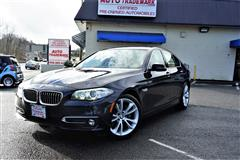 2014 BMW 5 SERIES 535i X-Drive Head Up Display Nav