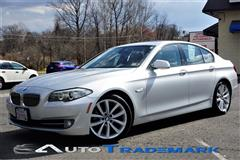 2011 BMW 5 SERIES 535i - SPORT PACKAGE