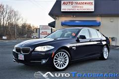 2011 BMW 5 SERIES 535i X-Drive Head Up Display Nav