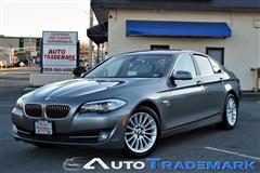 2011 BMW 5 SERIES 535i X-Drive Prem Pkg w Navi