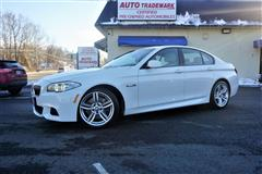 2013 BMW 5 SERIES 535i X-Drive M Sport Pkg - Head Up Display