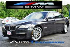 2013 BMW 7 SERIES 740Li xDrive M Sport Pkg