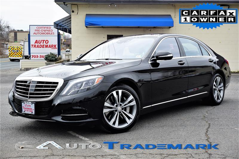 2016 MERCEDES-BENZ S-CLASS S550 Package 3