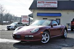 2008 PORSCHE BOXSTER Convertible w Navi - Rear Vie Camera