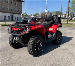 2014 Can-Am Outlander MAX XT 650