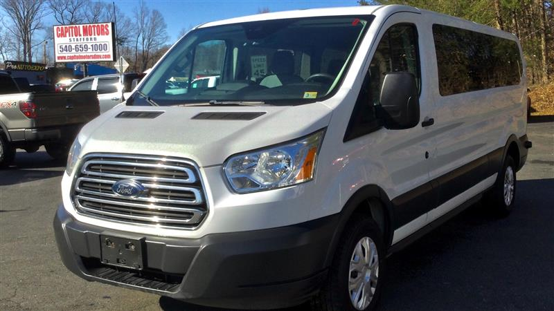 2015 FORD TRANSIT WAGON XL/XLT