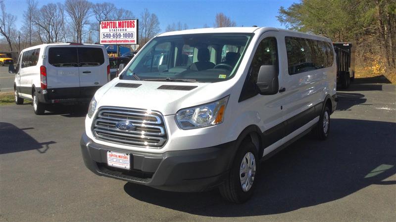 2017 FORD TRANSIT WAGON XL/XLT