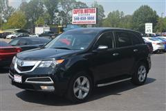 2011 ACURA MDX Tech/Entertainment Pkg