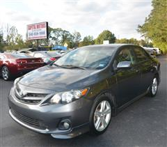 2013 TOYOTA COROLLA L/LE/S/S Special Edition/LE Special Edition