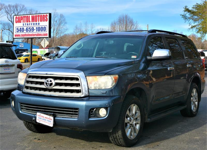 2010 TOYOTA SEQUOIA Ltd