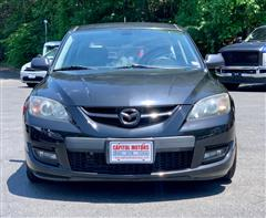 2007 MAZDA MAZDA3 Mazdaspeed3