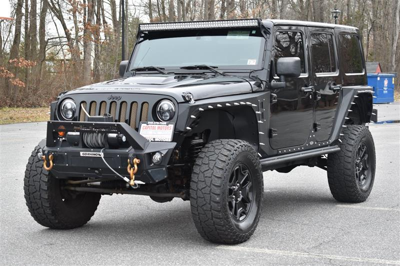 2013 JEEP WRANGLER UNLIMITED Moab