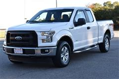 2016 FORD F-150 XL SuperCab 4WD