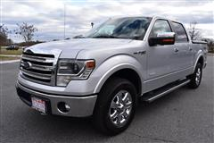 2013 FORD F-150 Lariat 4X4 Navigation Loaded