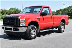 2008 FORD SUPER DUTY F-250 SRW XL 4X4