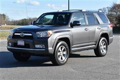 2011 TOYOTA 4RUNNER SR5 4X4 LEATHER/ROOF
