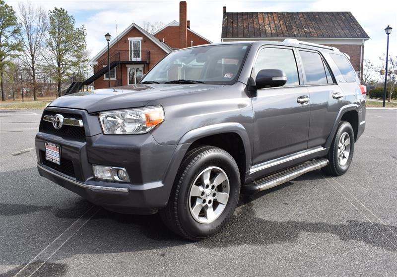 2012 TOYOTA 4RUNNER SR5/Trail/Limited
