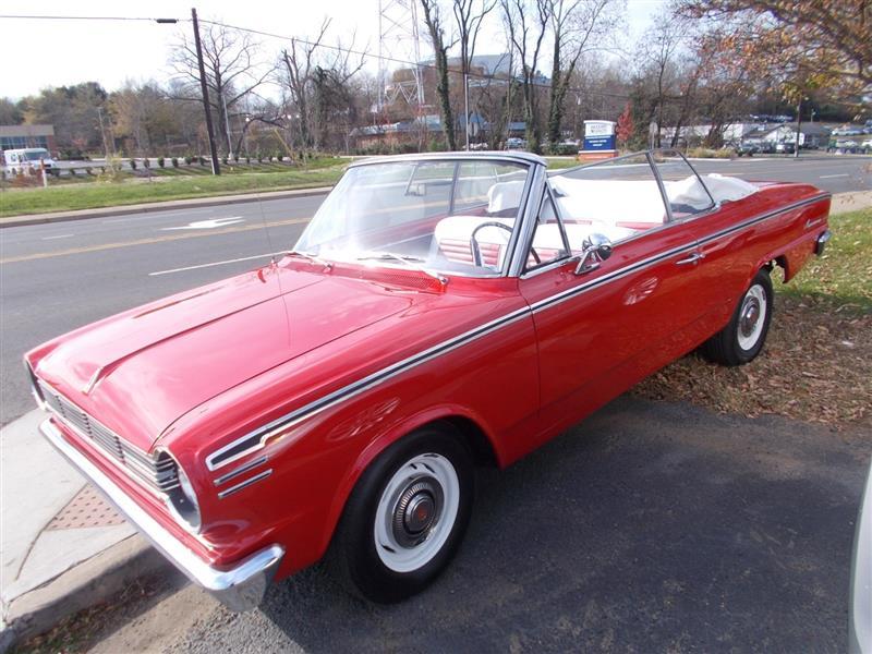 1965 AMC RAMBLER American 440