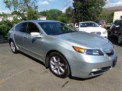 2013 ACURA TL Tech Package with Navigation