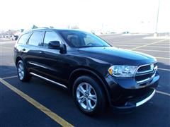 2012 DODGE DURANGO Limited 4X4 Navi 3rd Row