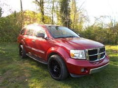 2008 DODGE DURANGO Limited HEMI REAR ENT. 3RD ROW