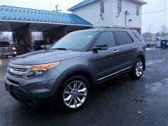 2014 FORD EXPLORER XLT - NAV - 3RD ROW - PANO